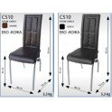 Стол за кухня от еко кожа