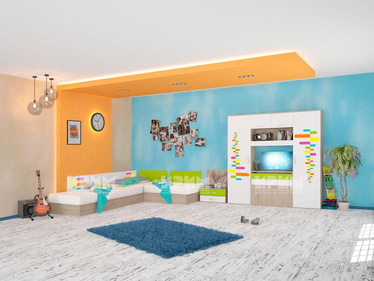 Детски стаи CITY