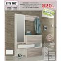 Портманто CITY 4001