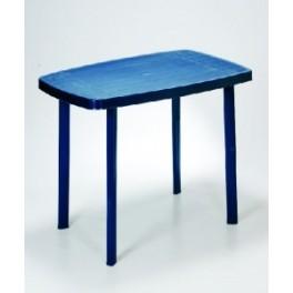 Пластмасова правоъгълна маса за заведения