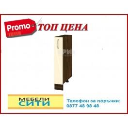 Кухненски  шкаф  CITY ВФ-05-02-2036 за вграждане на фурна и котлони