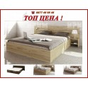 Спален комплект СИТИ 2007 с матрак