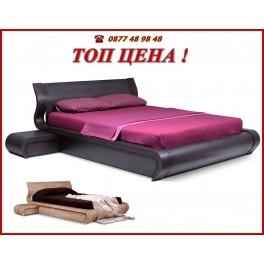 Легло с огънати детайли Сенс
