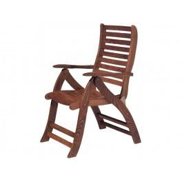 Градински стол от дърво