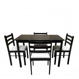 Комплект от маса и столове