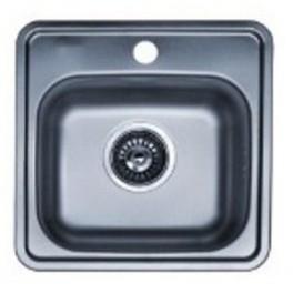 Кухненска мивка от неръждаема стомана - алпака